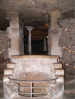 catacombes de paris 5 tombes s pultures dans les cimeti res et autres lieux. Black Bedroom Furniture Sets. Home Design Ideas