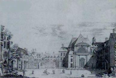 Abbaye De Port Royal De Paris Tombes Sepultures Dans Les