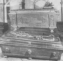cercueil napoleon bonaparte