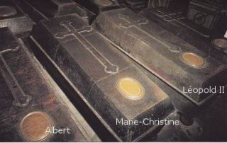 """Résultat de recherche d'images pour """"sarcophages de Albert de Saxe-Teschen et de Marie-Christine"""""""