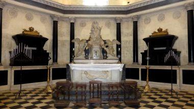 COUVENT DES CORDELIERS DE NANCY (Meurthe-et-Moselle) - Tombes Sépultures  dans les cimetières et autres lieux