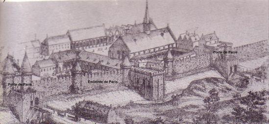 HISTOIRE ABRÉGÉE DE L'ÉGLISE - PAR M. LHOMOND – France - 1818 - DEUXIEME PARTIE ( Images et Cartes) Crbst_jacobins_20st-jacques1