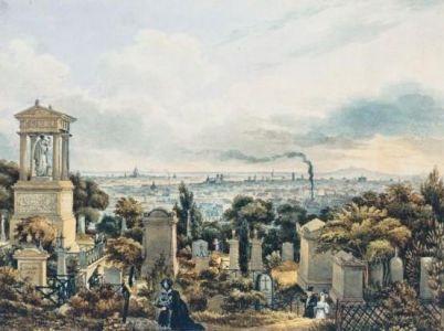 FRANÇOIS D'AIX DE LA CHAISE : le Père-Lachaise - Tombes Sépultures dans les cimetières et autres lieux